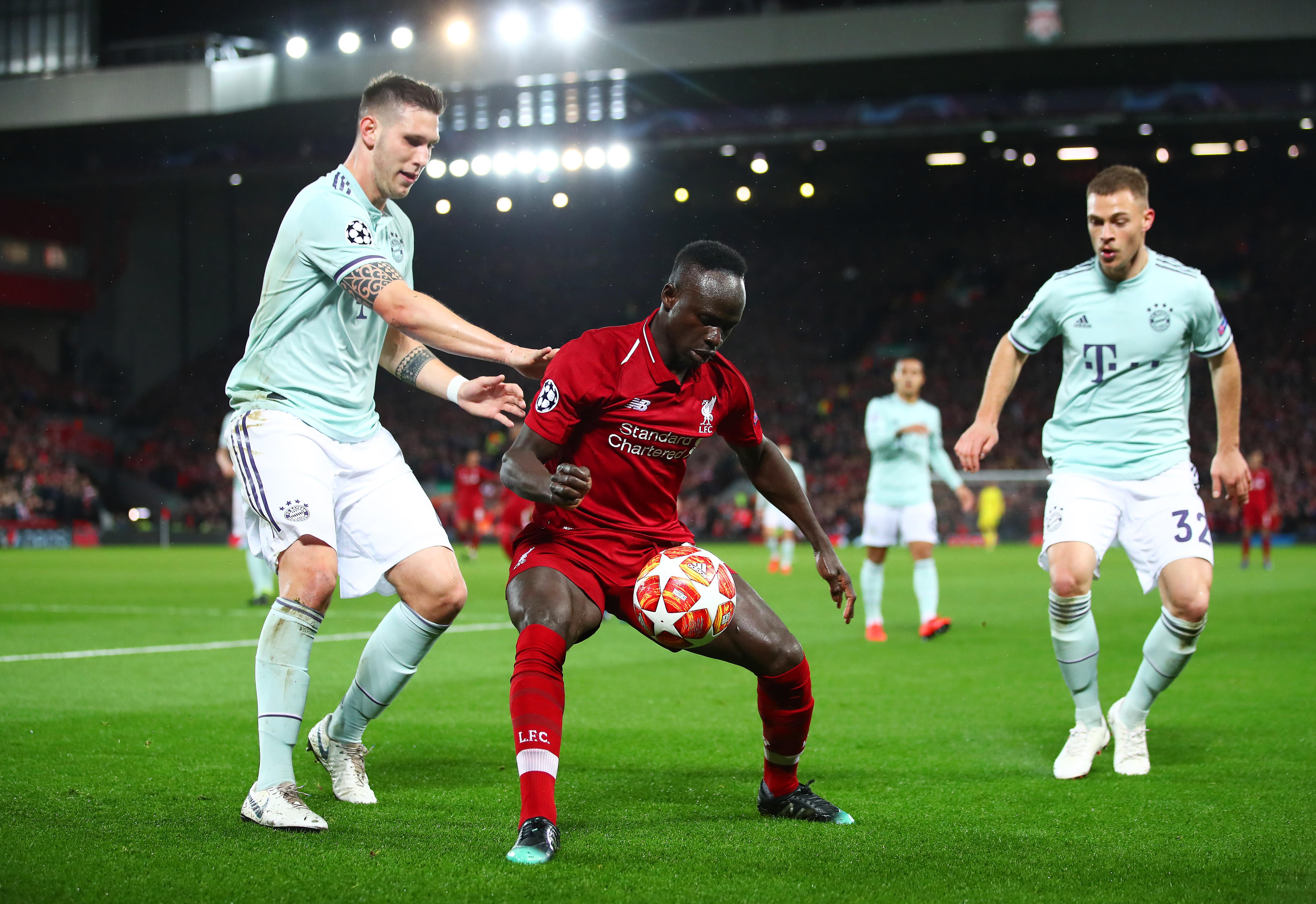 Bayern Liverpool Hinspiel