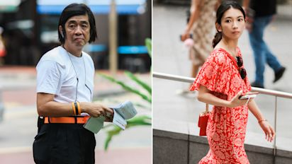 Style inspiration from streets of Singapore