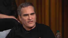 Joaquin Phoenix: Media 'impeded on the mourning process' after River's death