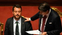 Italy's president launches talks to solve political crisis
