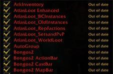 Get your bare bones raiding addons here