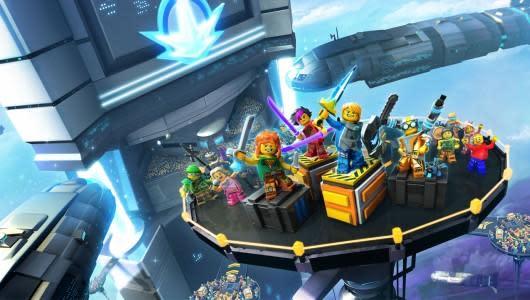 LEGO Universe opens the Nexus Tower