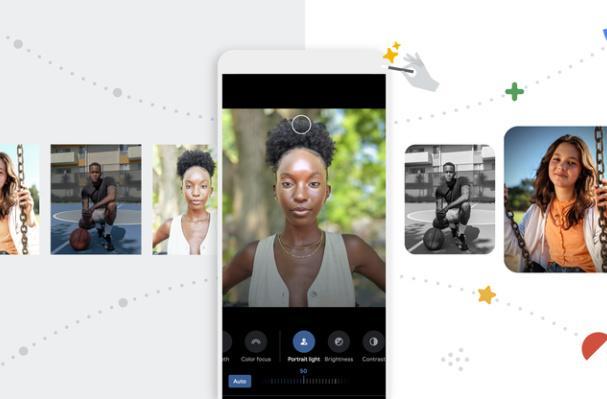 Google used a 64-camera rig to train its portrait lighting AI