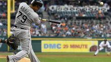 Reigning MVP Jose Abreu joins White Sox at spring training