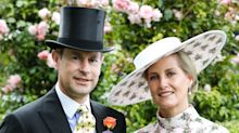 Who are Prince Edward and Sophie, the Countess of Wessex?