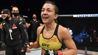 Can this joyful, bubbly fighter become a UFC star?