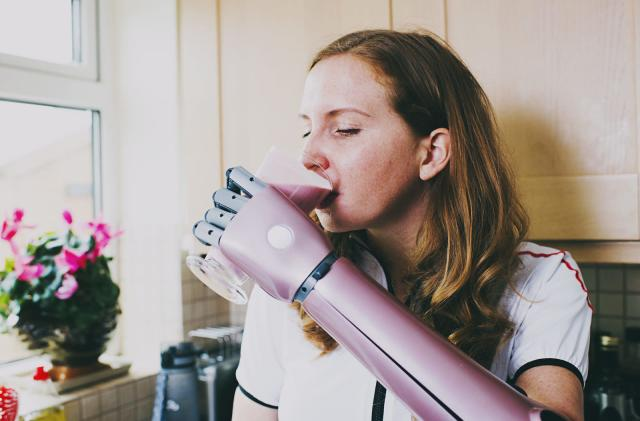Open Bionics' latest 3D-printed arm goes on sale next month
