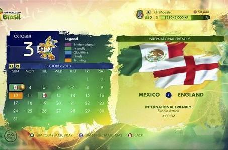 Captain your country in 2014 FIFA World Cup Brazil