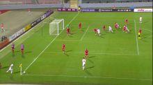 Foot - L. nations : Tous les buts de Malte-Lettonie