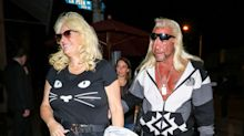 Dog the Bounty Hunter tells fans to 'pray' for his wife, Beth, who has throat cancer