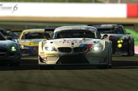 Gran Turismo 6 first week UK sales around five times less than GT5