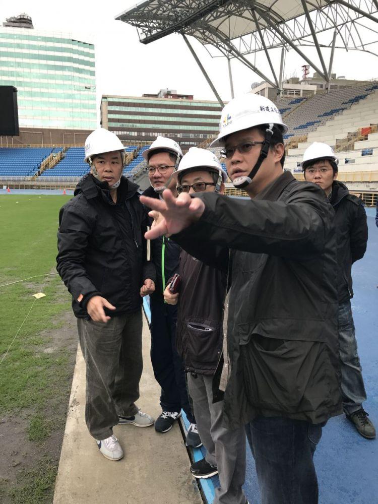 足球》台北田徑場搞定 26日亞洲盃足球資格賽開踢