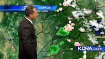 Dirk's weather update: rain and snow wrapping up across Northern California