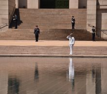 Sombre ceremonies from Wellington to New Delhi mark WWI armistice centenary