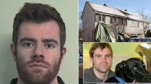 Scottish man admits murdering his brother by setting him on fire as he slept