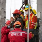 Ten China gold miners confirmed dead after others rescued; one still missing