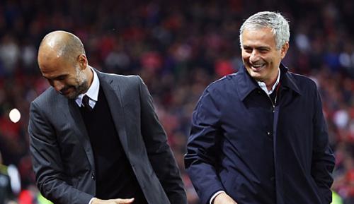 Premier League: Mourinho: Beim Derby geht es nicht um mich und Guardiola