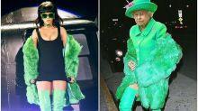 El curioso homenaje de Rihanna a Isabel II que ha escandalizado a Reino Unido