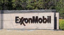 Exxon Mobil Stock Falls 3%