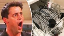 'Brilliant': Easy dishwasher hack solves infuriating dish dilemma