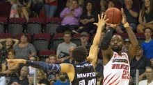 No major damage for Perth NBL import White
