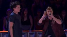 Charlie Puth throws major age shade at the Backstreet Boys on 'Drop the Mic'