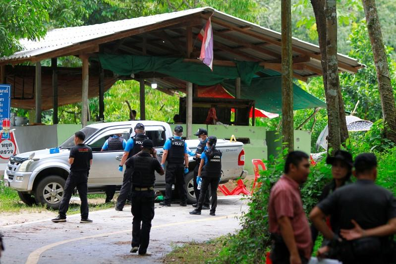 Thai police accuse Muslim insurgents of attack in southern Thailand