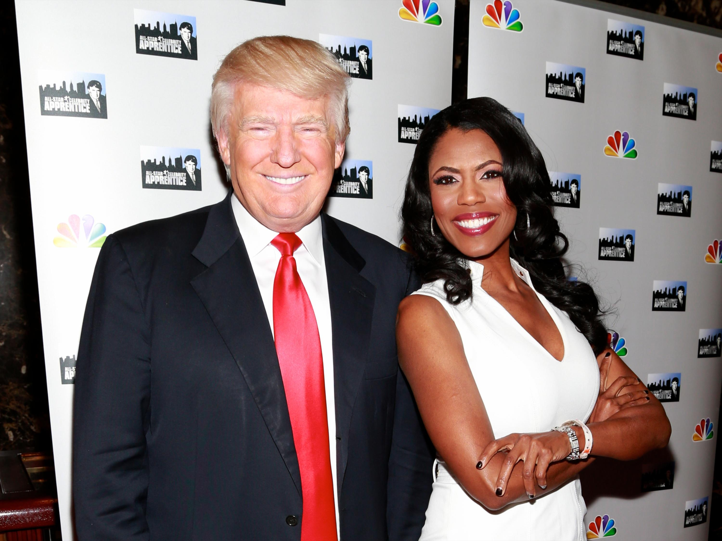President Trump just called Omarosa a 'dog,' and people are outraged