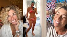 "Consuelo Blocker: ""Aos 50 estamos bonitona, estilosa e com muita energia"""