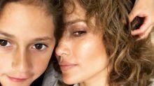 La hija de Jennifer López posa junto a su mami como toda una diva; mírala