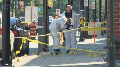 'Senseless': Football star ID'd as victim of fatal Rideau Street shooting