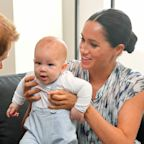 Harry and Meghan encourage vaccine donations for Archie's second birthday