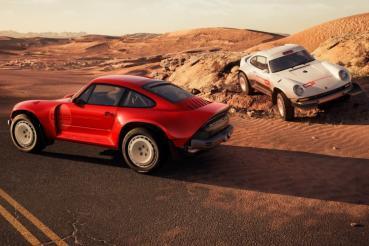 想把你的911開去參加拉力賽?可以!Singer推出全地形Porsche 911 ACS
