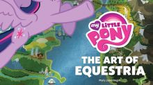'My Little Pony': First Look at EquestriaConcept Art