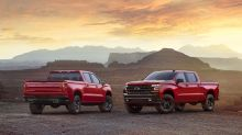 GM shows new Silverado pickup at event in Texas