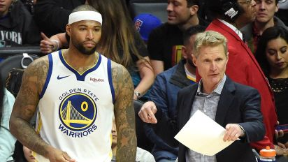 'Pain in the a**': Warriors coach's big revelation