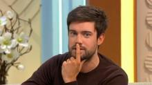Jack Whitehall forced to apologise after SWEARING live on Lorraine