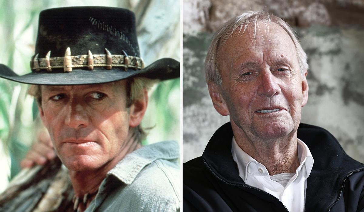 what happened to the career of crocodile dundee star paul hogan. Black Bedroom Furniture Sets. Home Design Ideas