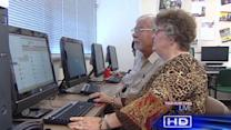 Retired Houston couple goes back to college