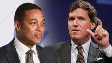 Don Lemon addresses Tucker Carlson's 'ignorance' following racist comments