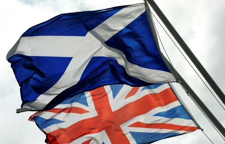 Scottish First Minister Nicola Sturgeon has long warned that largely pro-European Scotland would not accept a damaging break with the EU (AFP Photo/)