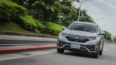 產品力再上漲!精實出擊 Honda CR-V|改款試駕