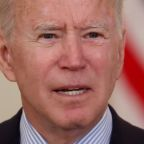 "Biden: Jobs report shows ""long way to go"" in economic recovery"