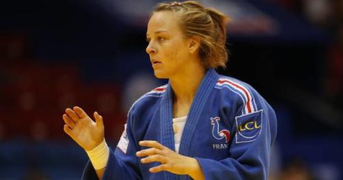 Judo - ChE (F) - Margaux Pinot vice-championne d'Europe des -63 kilos