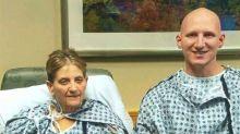 """""""Quero que ela esteja aqui para ser avó"""", diz jovem que doou parte de seu fígado para a mãe"""