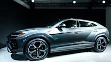 The designer behind the Lamborghini Urus SUV uses a special technique to bring his creations to life