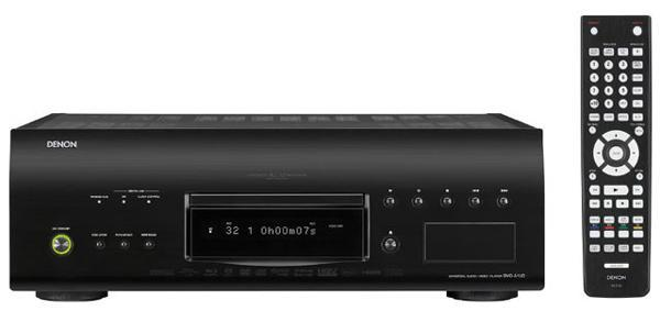 Denon's DVD-A1UD universal Blu-ray player gets priced / dated for UK: 3,299 in March