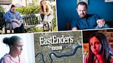 Next week on 'EastEnders': Linda gets a surprise from Max, plus Bernie's addiction to pills grows (spoilers)