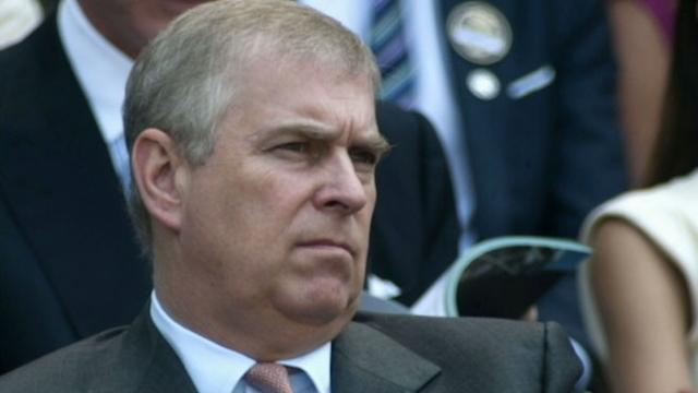 Prince Andrew Mistaken as Intruder at Buckingham Palace