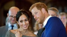 Meghan and Harry to Go to Scotland on V-Day Eve